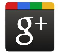 Google+, посещения, пользователи