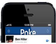 Мобильное приложение, Facebook, Poke