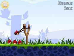 Интернет, Angry Birds, мультиплатформенная игра,  Angry Birds, российский рынок