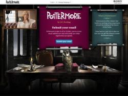 Интернет, сайт, Pottermore, интернет-магазин, электронные книги, Гарри Поттер